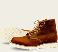 Red Wing boots | Source: Courtesy