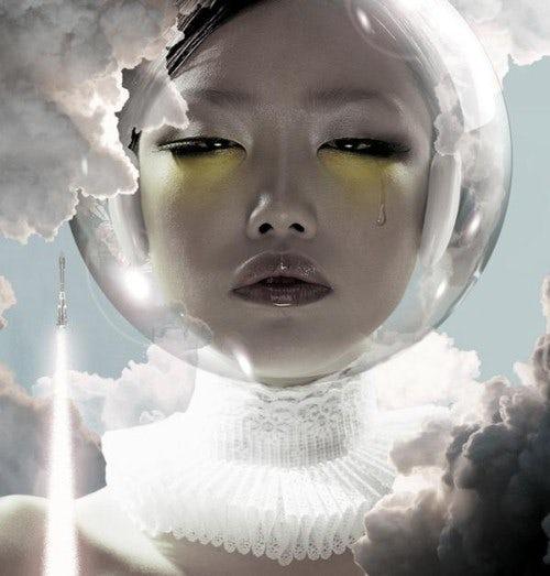 The Astronaut (2004)| Photo: Chen Man