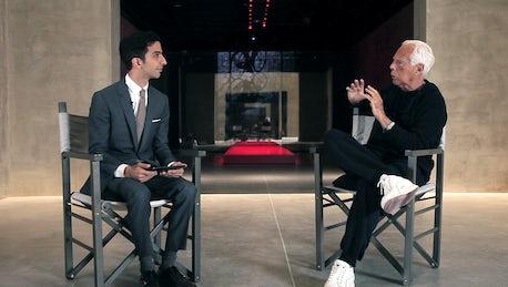 62b8e41d0e95 BoF Exclusive | Inside Giorgio Armani's Fashion Legacy | Video, BoF ...