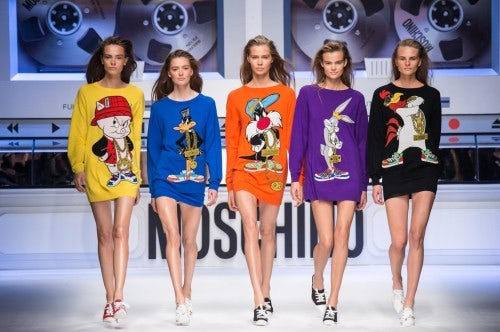 Moschino Autumn/Winter 2015 | Source: Moschino