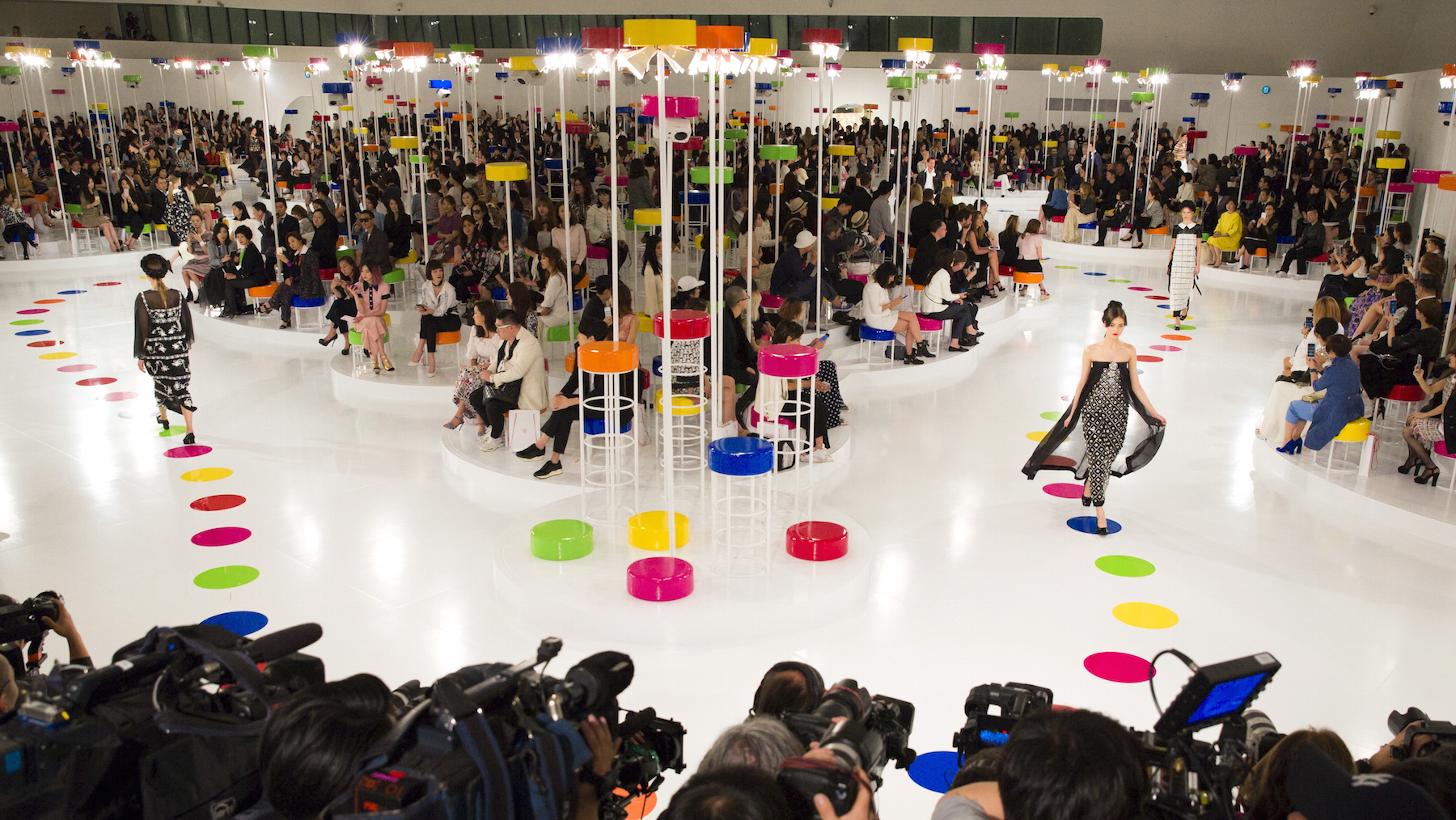Chanel Cruise 2015/16 | Source: Reuters/Thomas Peter
