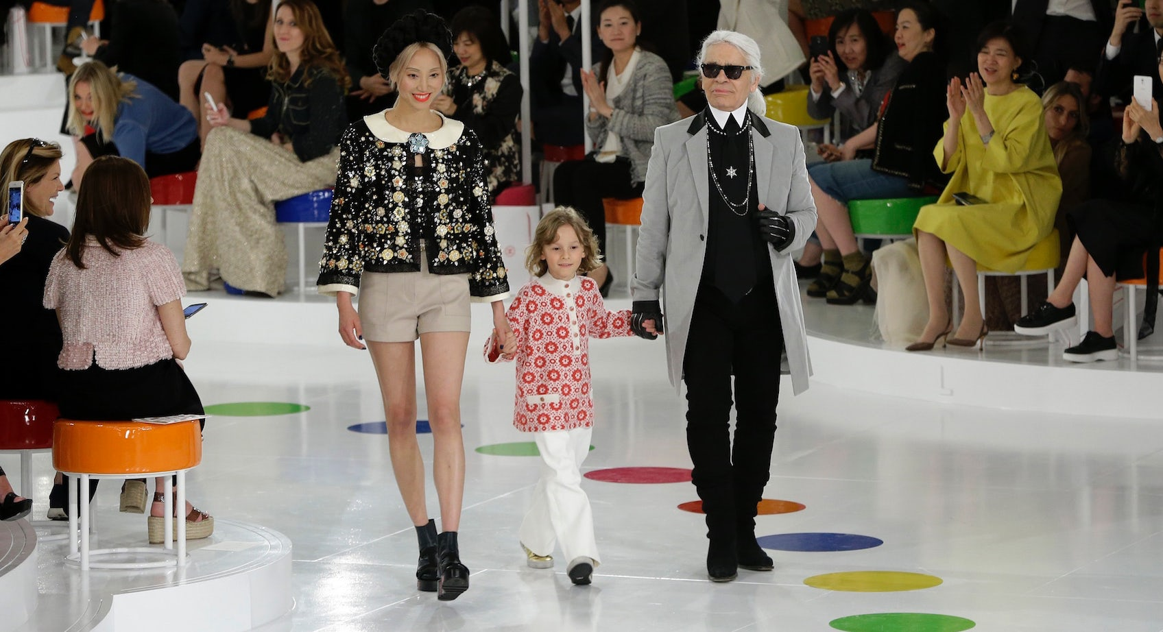 Chanel Cruise 2015/16 | Source: Associated Press