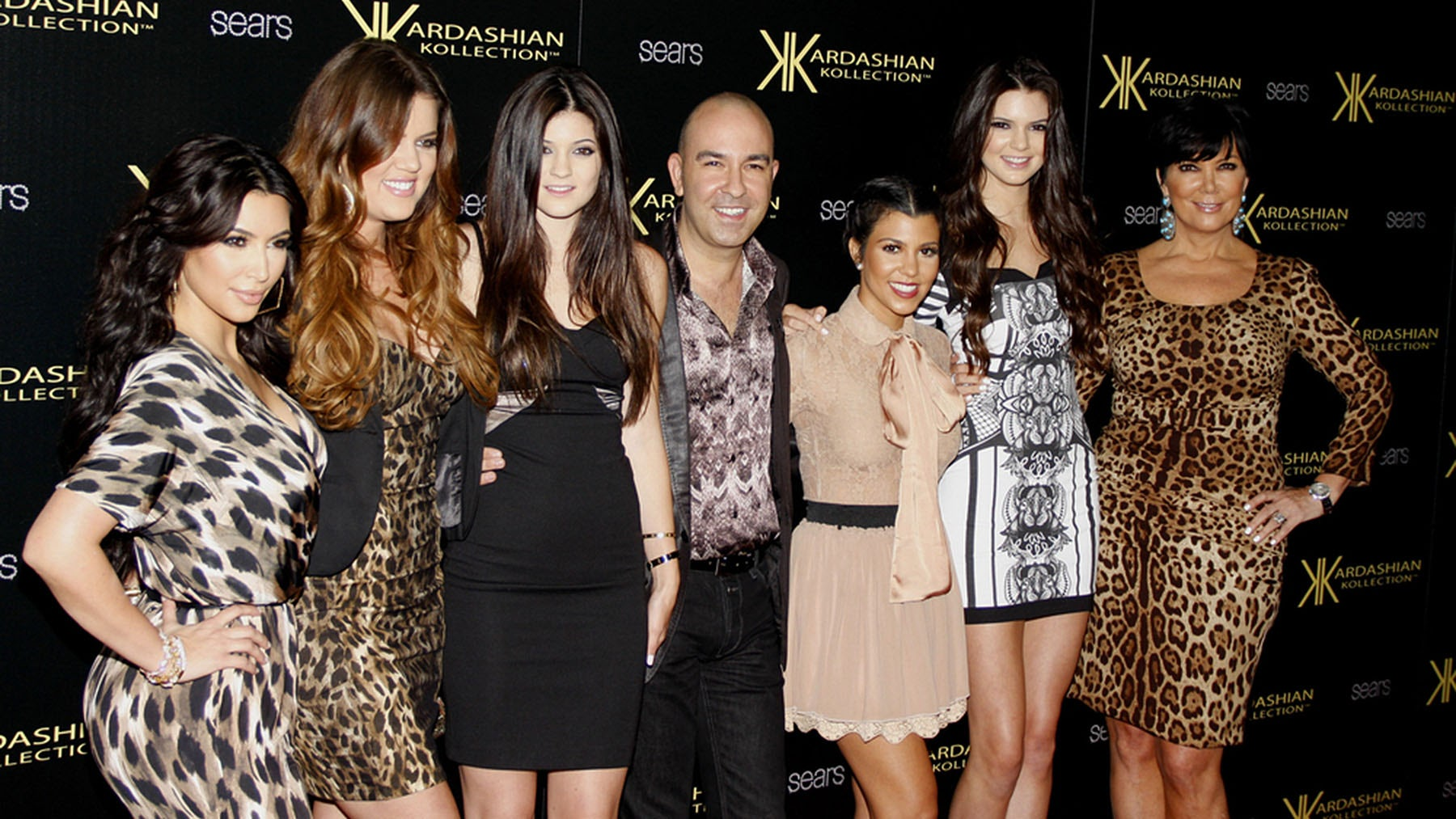 The Kardashians promote the Kardashian Kollection | Source: Shutterstock