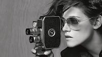 Chanel's Spring Summer 2015 eyewear campaign | Source: Chanel