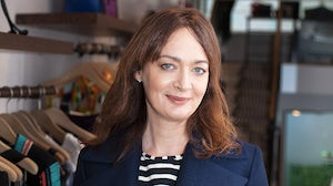 Laura Larbalestier, buying director at Browns | Source: Courtesy