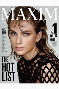 Maxim June/July 2015 issue | Source: Maxim