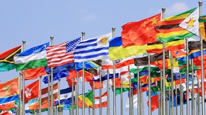 Flags   Source: Shutterstock