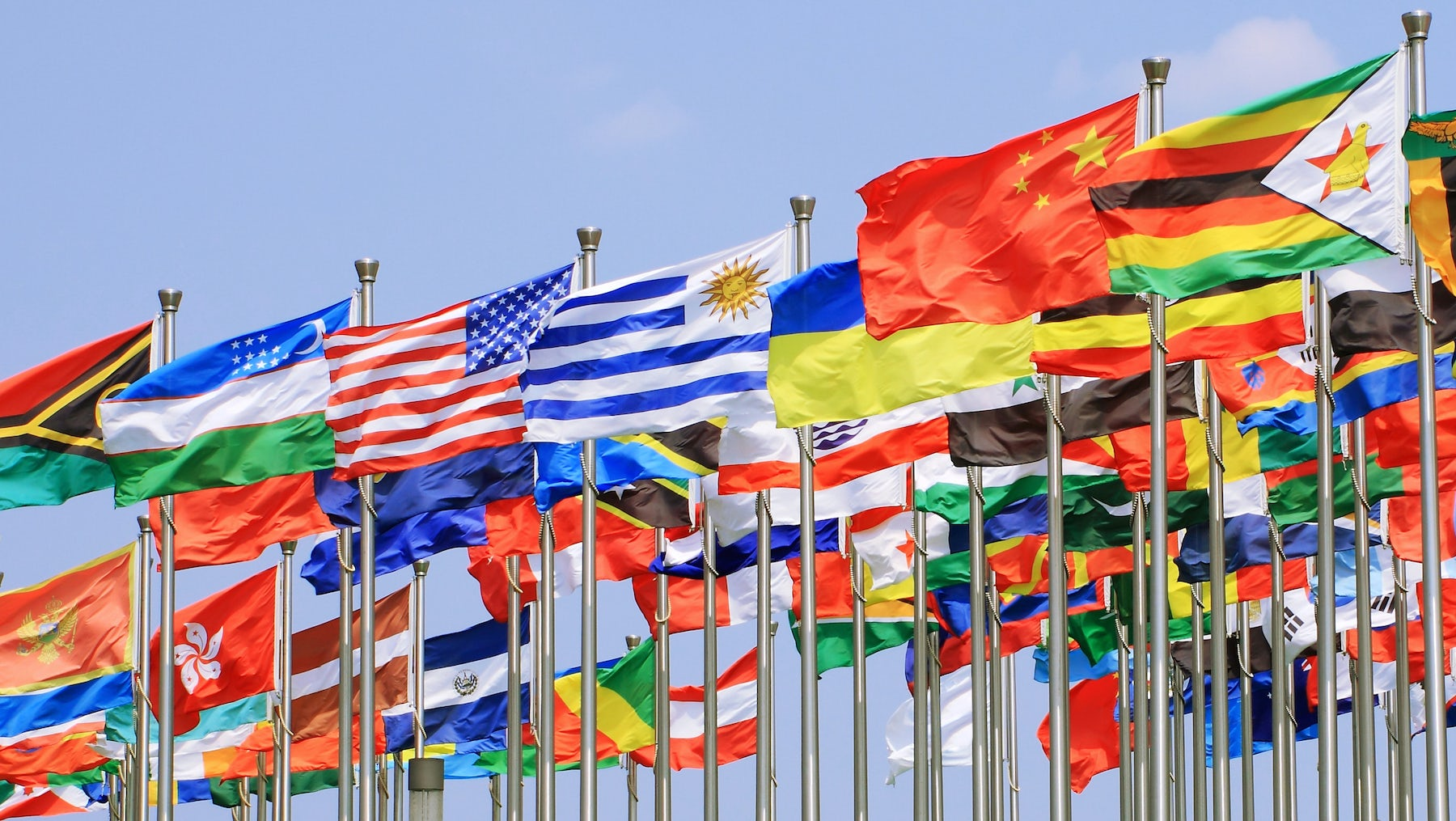 Flags | Source: Shutterstock