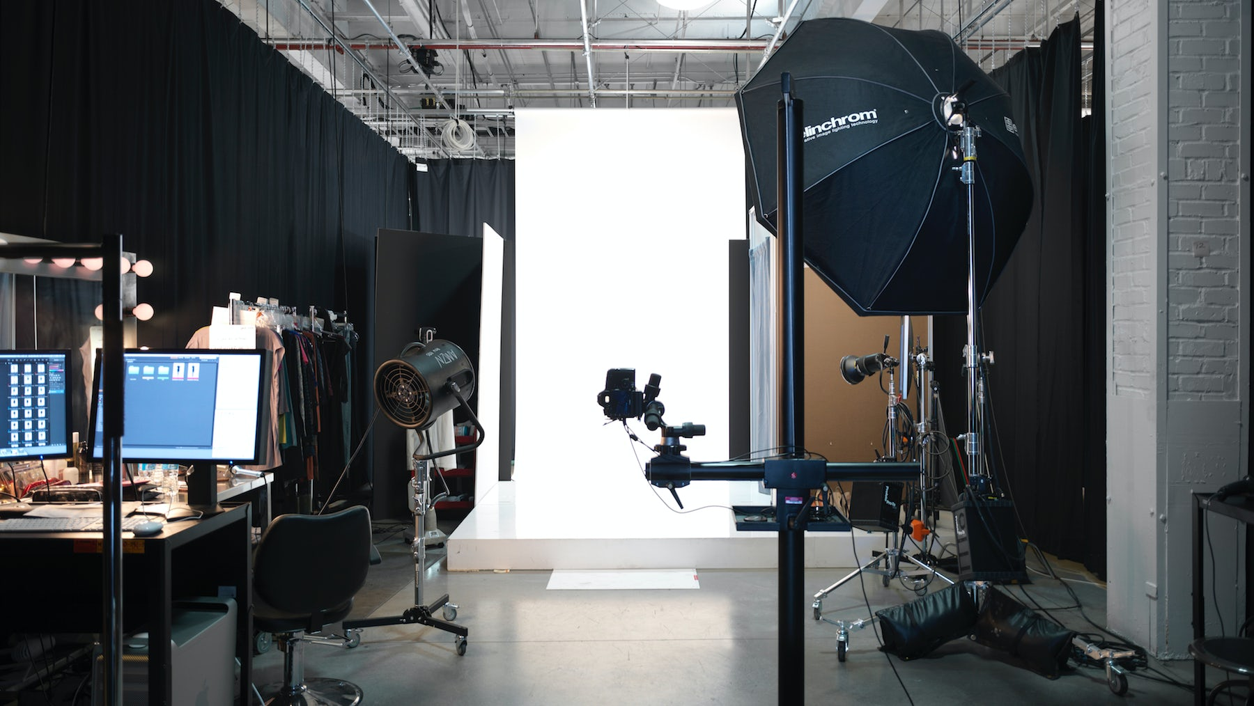 The Amazon Fashion Studio in Brooklyn| Source: Courtesy