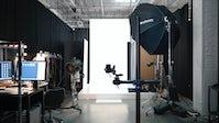 The Amazon Fashion Studio  in Brooklyn| Source: Courtesy