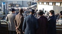 Attendees at Pitti Uomo | Source: Pitti Uomo