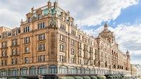 Harrods department store in Knightsbridge, London | Source: Shutterstock