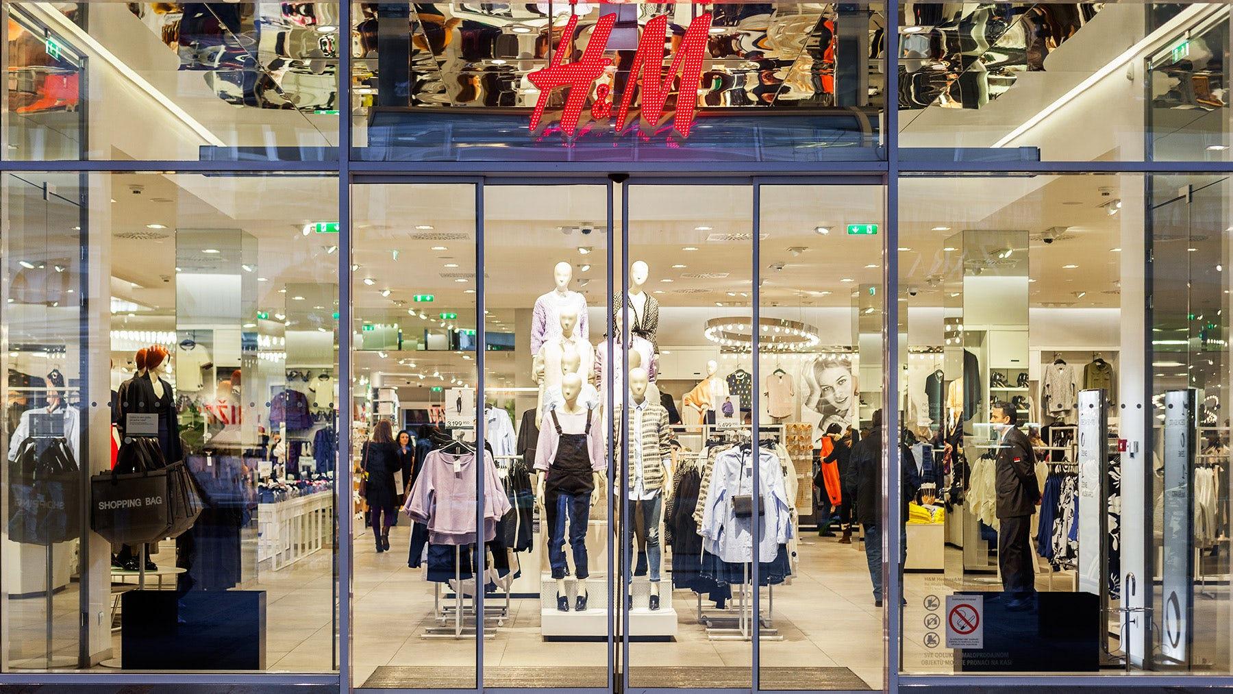 South African Protesters Ransack H&M Stores Over 'Monkey' Hoodie Ad