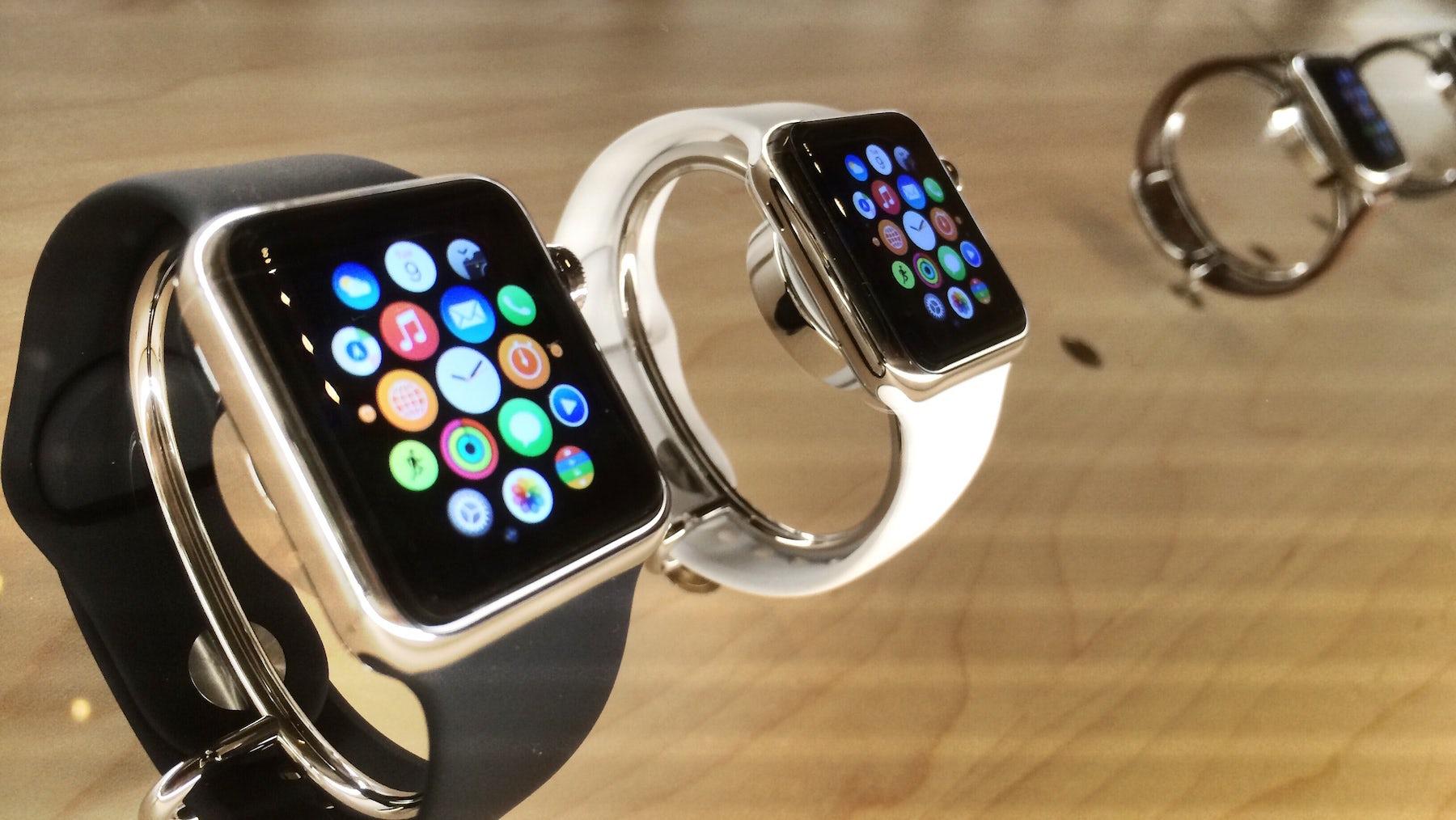 Apple Watch   Source: Flickr