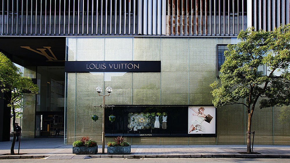 Louis Vuitton | Source: Wikicommons