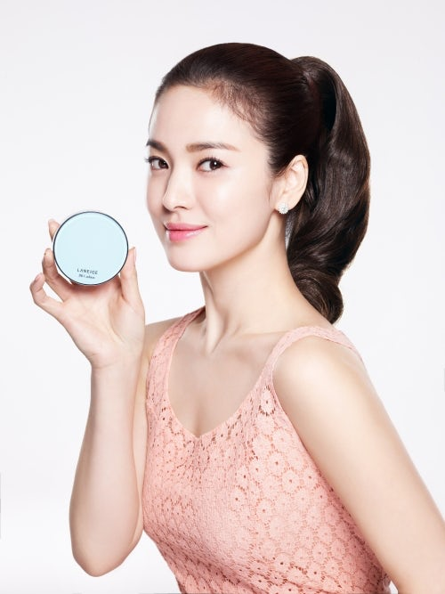 Laneige's compact cushion | Source: Laneige