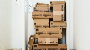 Amazon packages | Source: Shutterstock