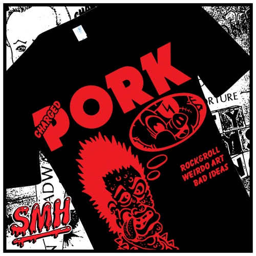 One of Pork's t-shirts | Source: Courtesy