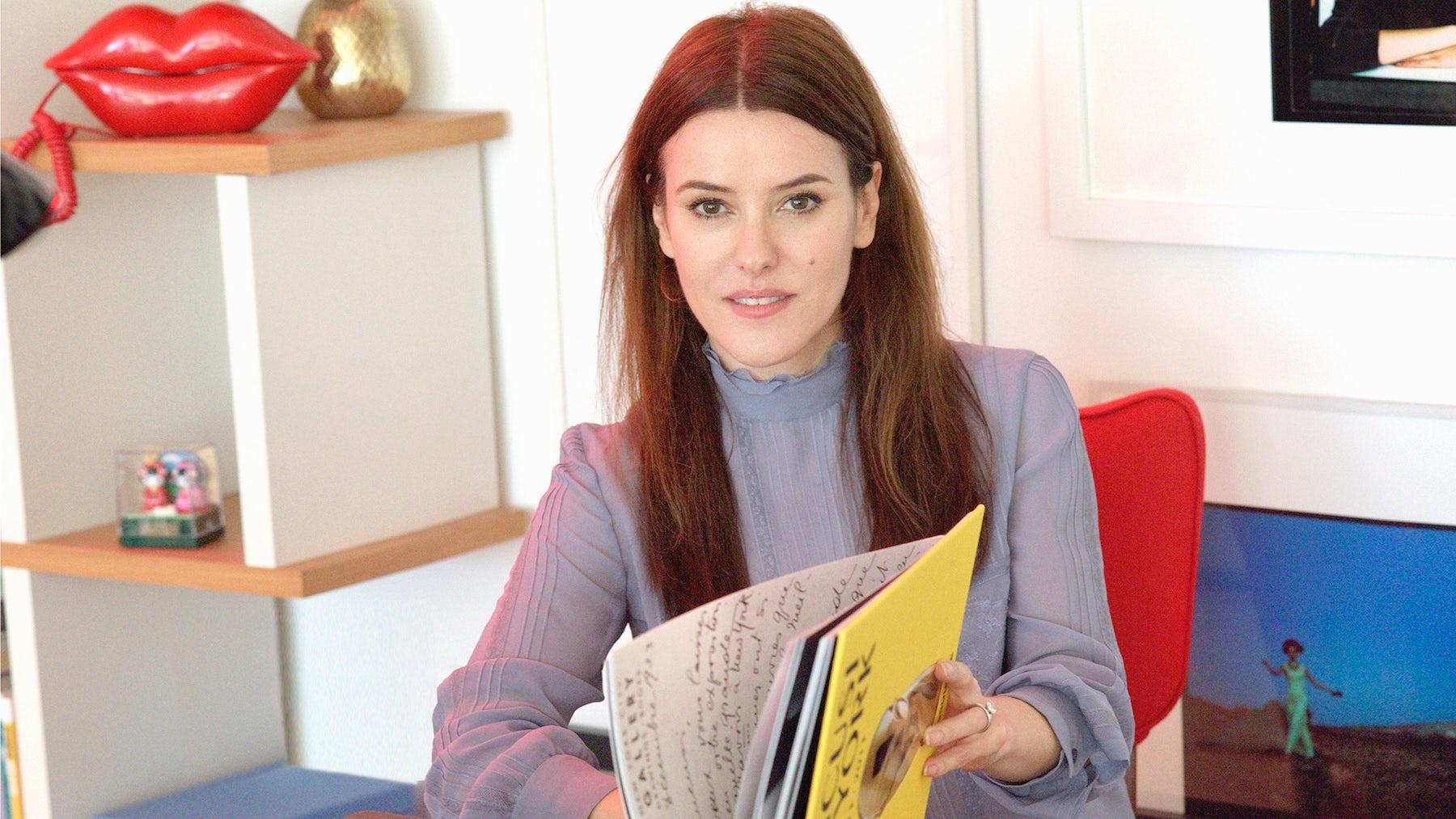 Lisa Eldridge | Michael Hemy for BoF
