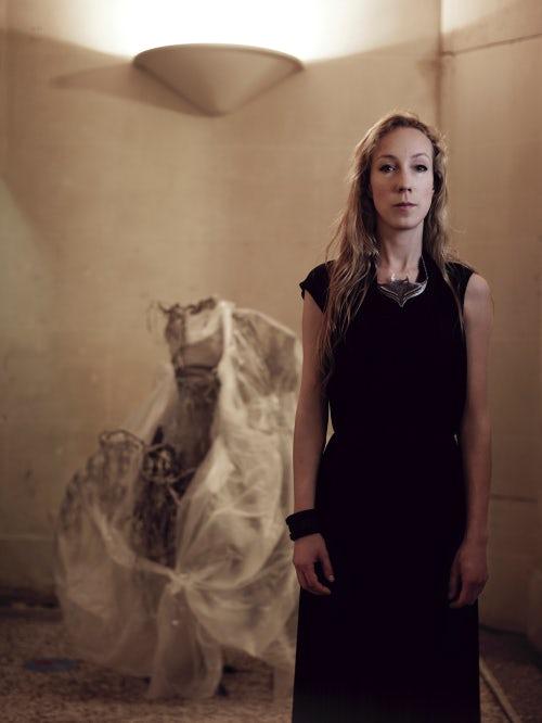 Iris van Herpen | Photo: Jean Baptiste Mondino