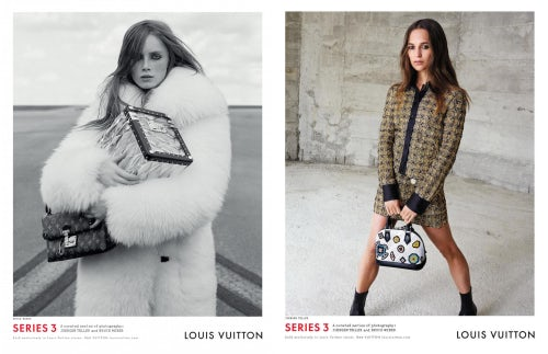 Louis Vuitton Autumn/Winter 2015 | Source: Louis Vuitton