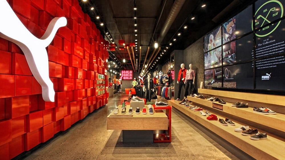 Puma store | Source: Puma