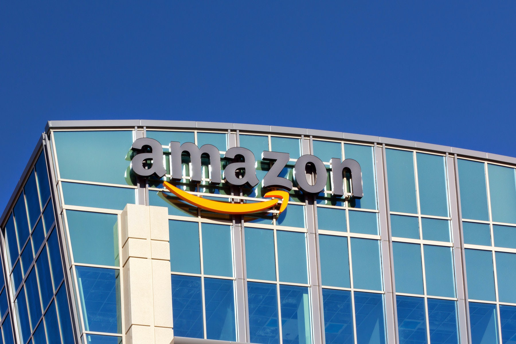 Amazon Office| Source: Shutterstock