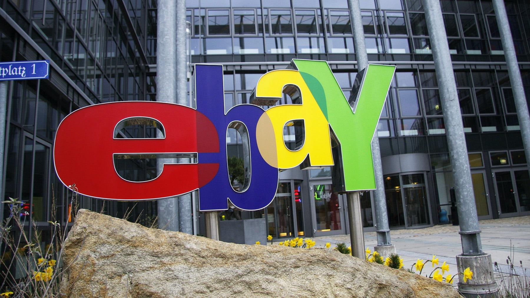 eBay headquarters in San Jose   Source: Shutterstock