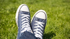 Converse sneakers | Source: Shutterstock