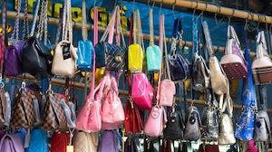 Counterfeit shop  Source: Shutterstock