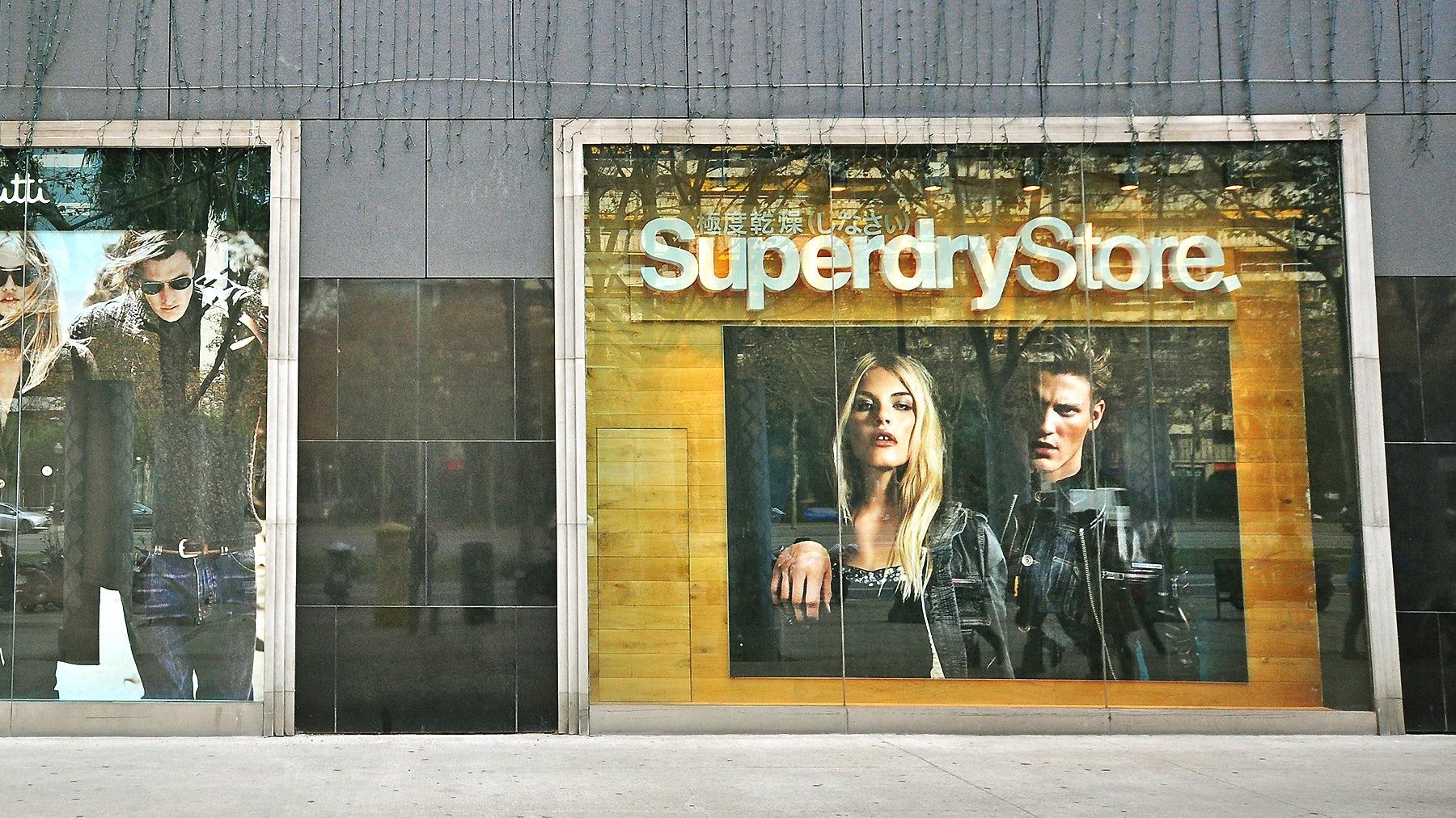 Superdry Names Interim CFO