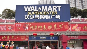 Walmart Supercenter in Chongqing, China | Source: Shutterstock