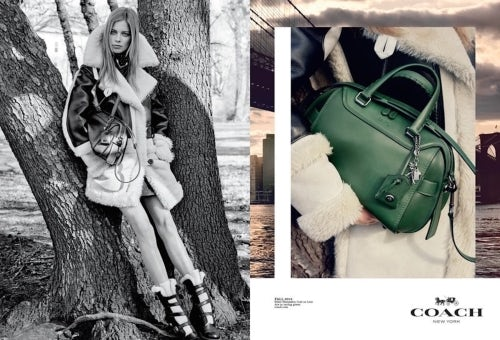 Coach Autumn/Winter 2015 | Source: Coach