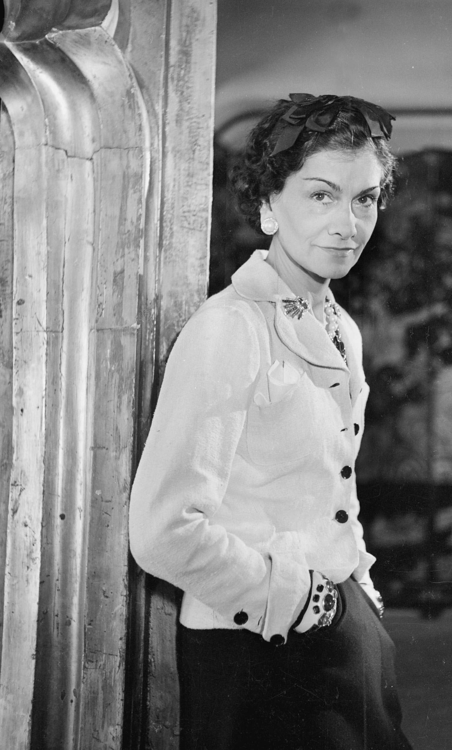 Gabrielle Coco Chanel 1883 1971 Education Bof