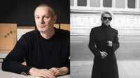 Right: Fabio Piras, Courtesy, Left: Zowie Broach by Maxyme G. Delisle/ anothermag.com