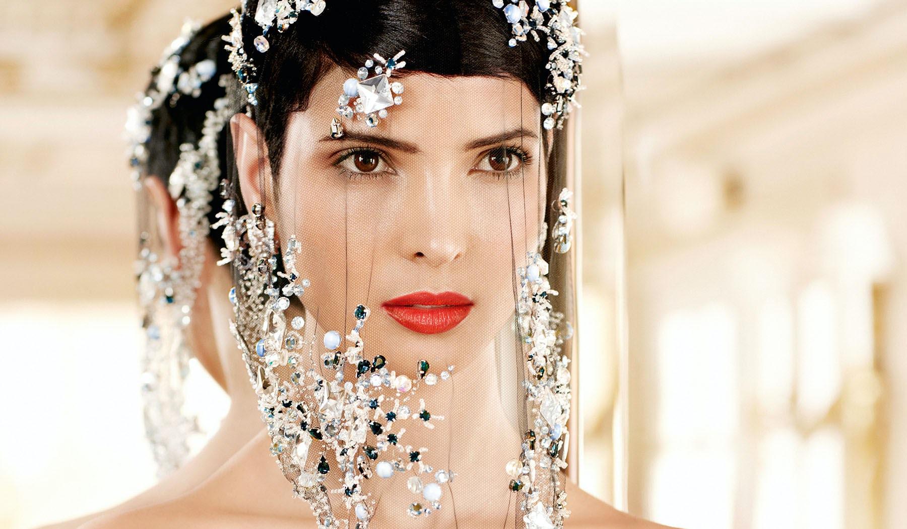 Hanaa Ben Abdesslem for Harper's Bazaar Arabia | Photo: Michelle Ferrara, Michelleferrara.com