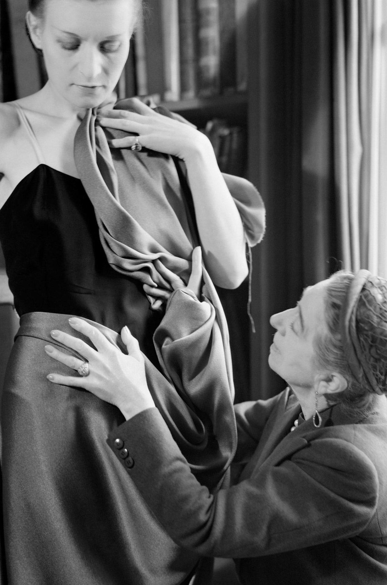 Jeanne Lanvin (1929) | Photo: Laure Albin Guillot