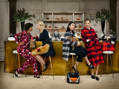 Kate Spade Autumn/Winter 2015 | Source: Kate Spade