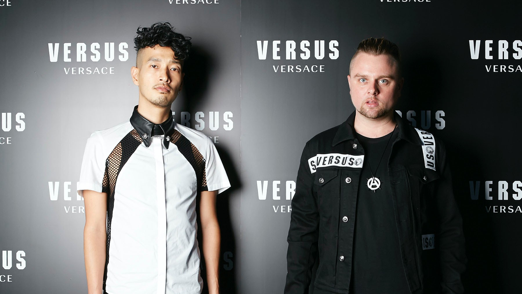 From left: Joe Kazuaki and Dan Bailey | Source: Tokyo Dandy