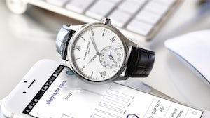 Frédérique Constant smartwatch   Source: Frédérique Constant