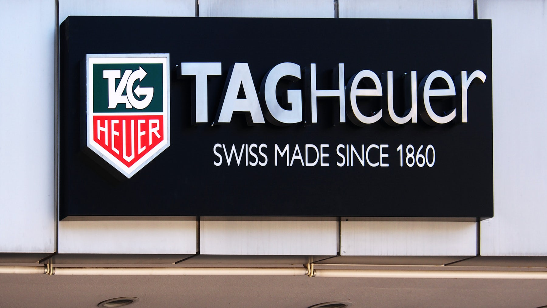 Tag Heuer | Source: Shutterstock