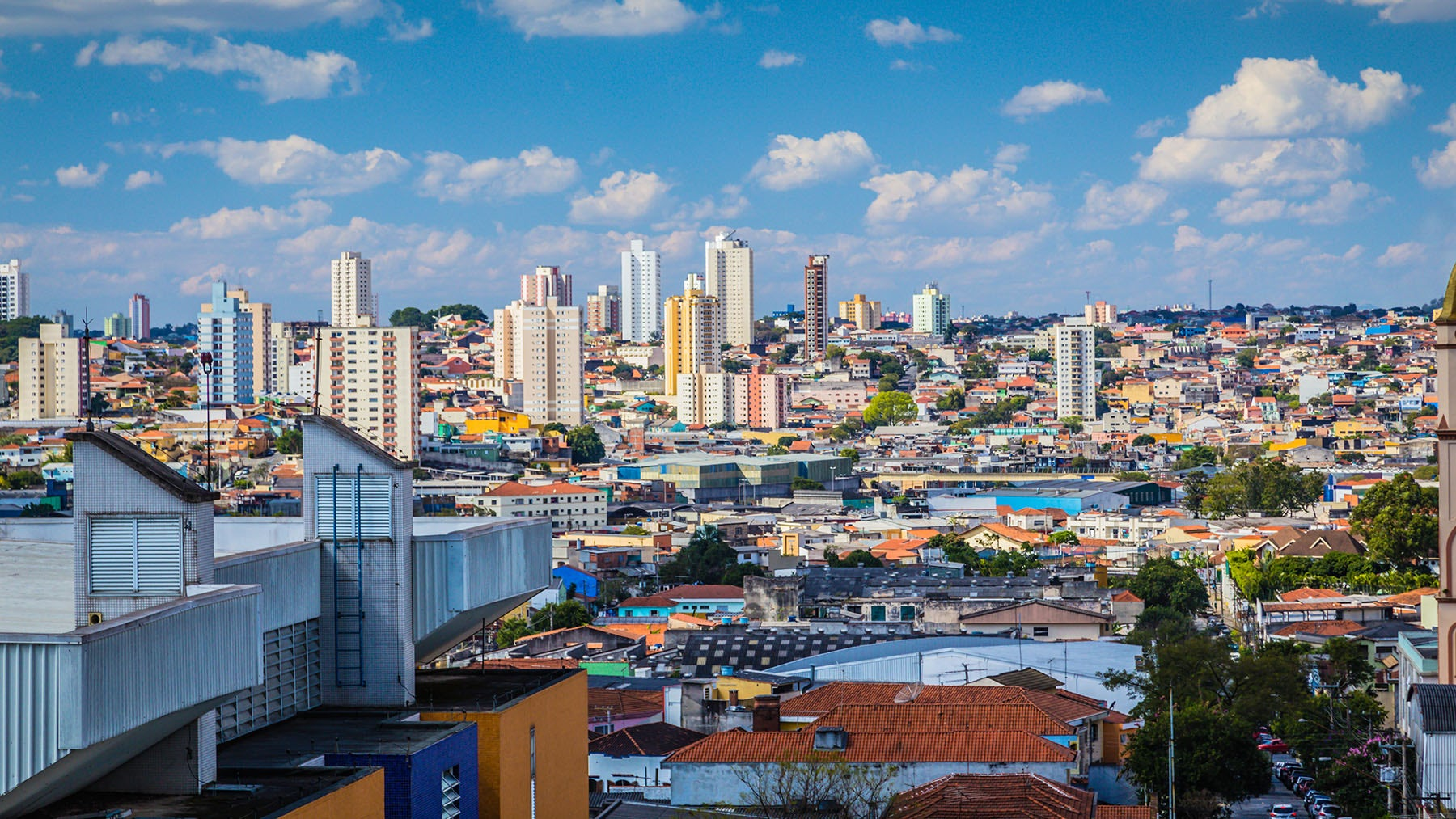 Sao Paulo, Brazil | Source: Shutterstock