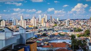 Sao Paulo, Brazil   Source: Shutterstock
