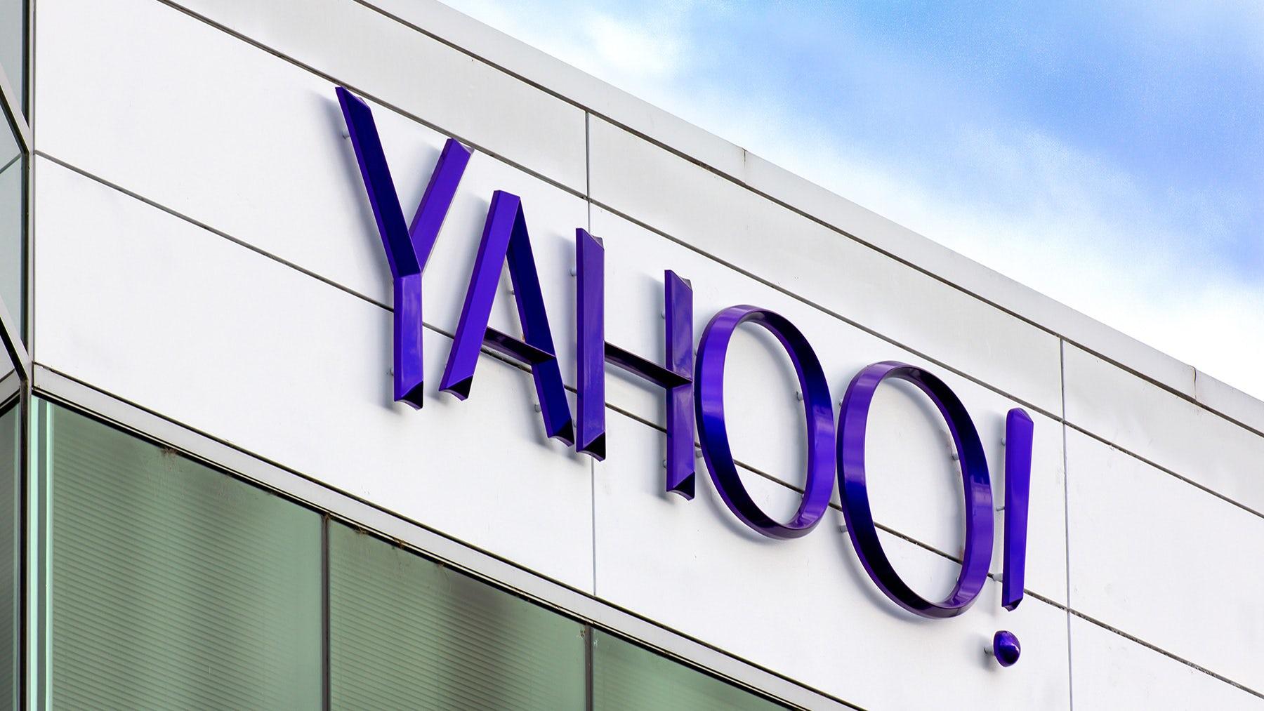 Yahoo headquarters | Source: Shutterstock