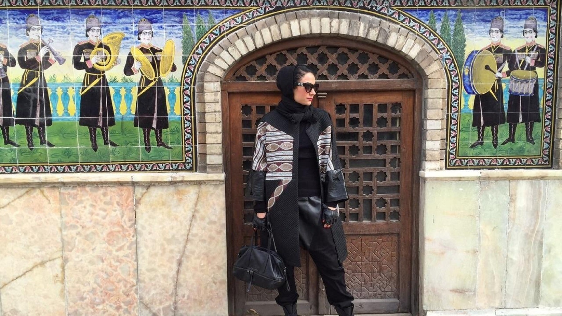 Street style in Iran | Photo: The Tehran Times