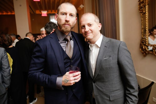 Justin O'Shea and Joshua Schulman | Photo: BFA NYC