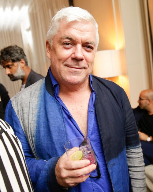 Tim Blanks | Photo: BFA NYC