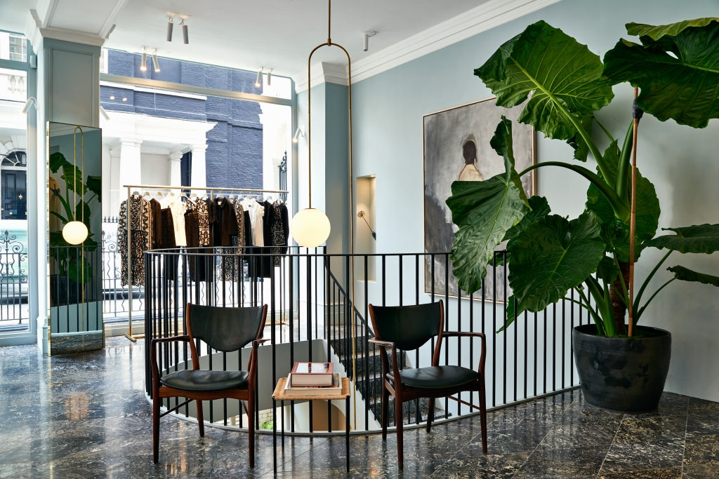 Erdem's South Audley Street store | Source: Courtesy