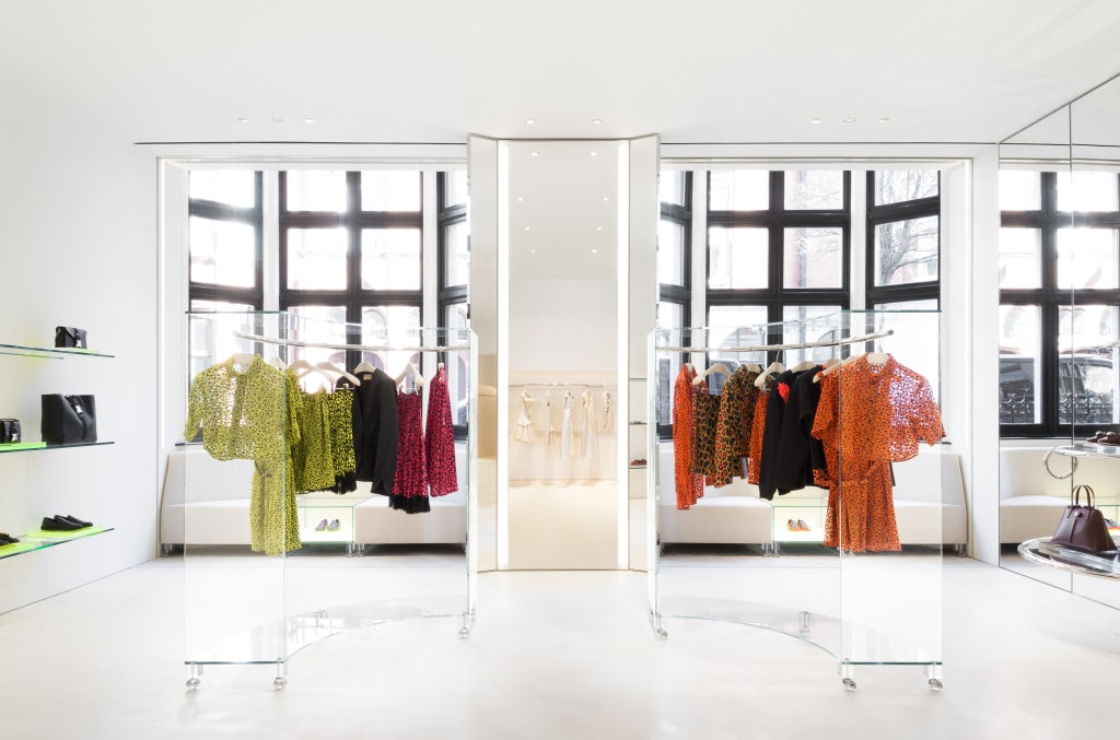 Inside Christopher Kane's new store | Source: Courtesey