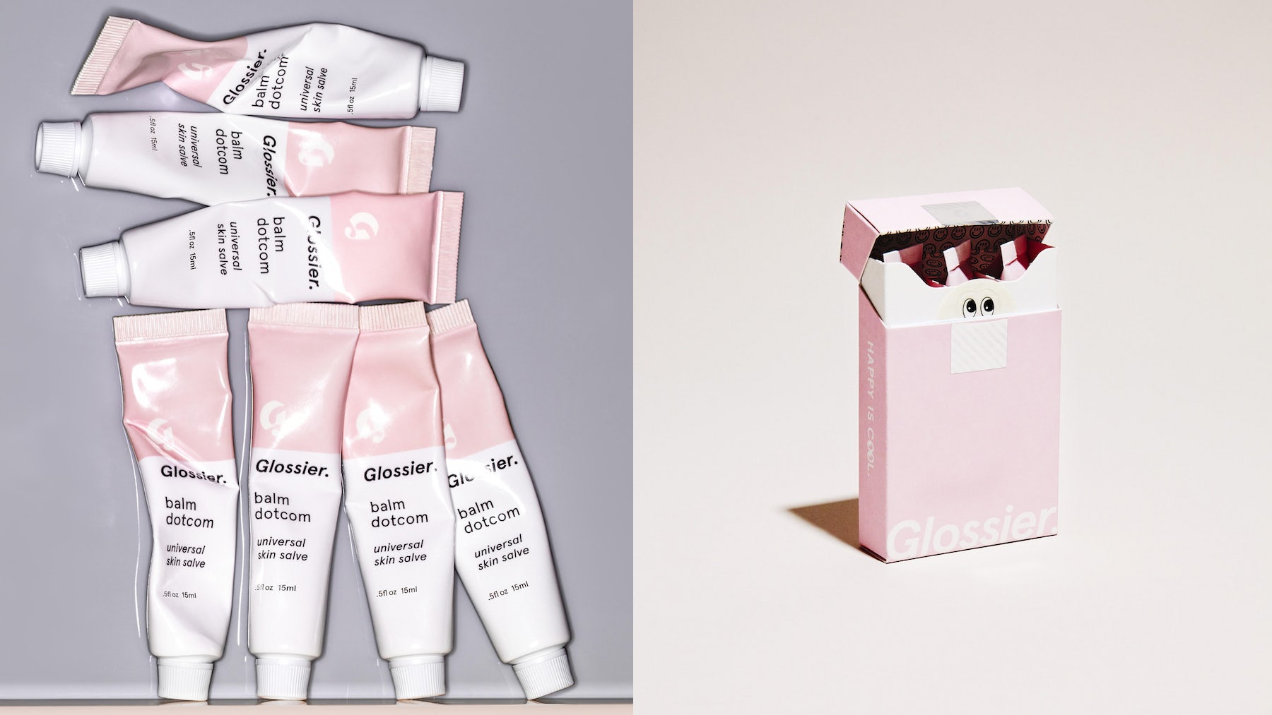 Glossier's balm dotcom | Source: Courtesy